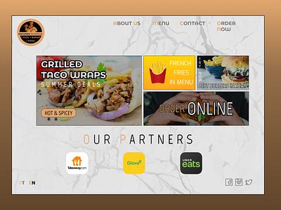 UX design for a local pizzeria wordpressdeveloper wordpress webdeveloper webdesign webdesigner landingpage uitrends awwwards dribbble uiuxdesign uxdesignui uidesign uxdesign userinterface website design ui app web ux