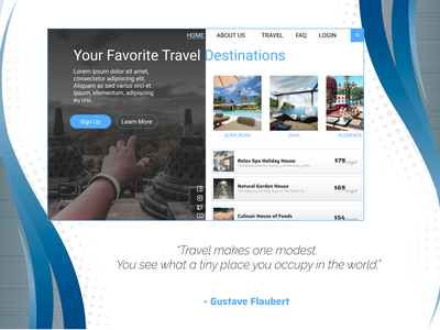 UX design for a Travel/ Booking/ Hotels Website or App. hotels hotel booking hotel app travel agency travel app travel website web ux ui design app