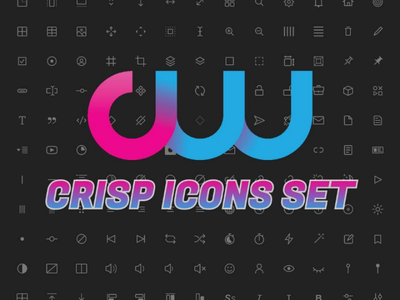 Free Icon Pack webdevelopment userinterface uxdesign webdesign web ux ui svg free figma design icons icon