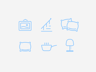 Roost Home Icons
