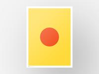 "Rise Poster Series — ""Sunrise"""