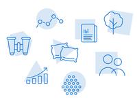 Icons for Logistics