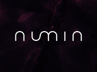 Numin Logo Design