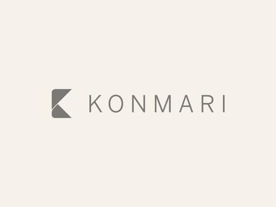 Logo Work konmari identity branding logotype logo