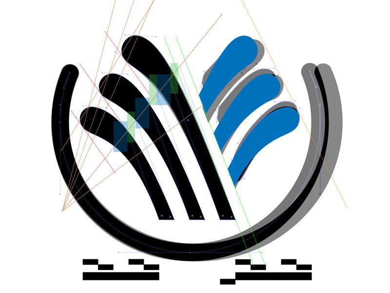 Final logo work