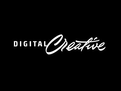 Digital Creative calligraphy lettering typography logo каллиграфия леттеринг типографика лого логотип black