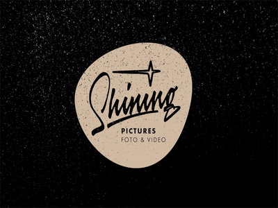 Shining logo logotype lettering calligraphy typography лого логотип леттеринг каллиграфия