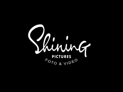 Shining logo logotype lettering calligraphy typography custom лого леттеринг каллиграфия типографика