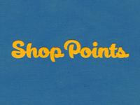 Shop Points