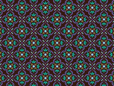 Adimurti package pattern adimurti package pattern ornament floral geometric