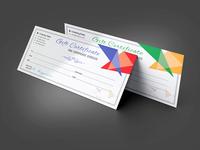 Modern Multipurpose Certificate GD019 by Aslam Hossain on