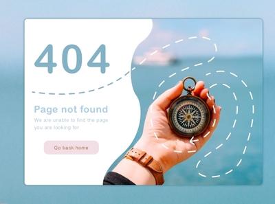 Daily UI 008 - 404 Page 404 error page 404 error 404 page 404page dailyui008 color blue app ui design ui sketch ui  ux uidesign dailyuichallenge dailyui