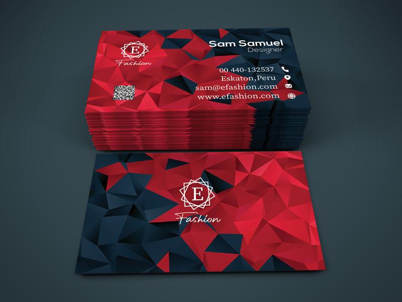 Business card vector art branding art color concept illustraion print paper vector black