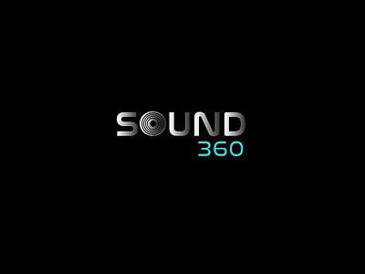 Sound 360 visual identity logos illustration branding 30 day logo challenge