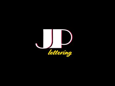 JP Lettering logocore monogram visual identity logos illustration branding 30 day logo challenge