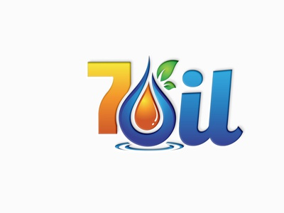 7oil logo oilyfamily oilyskin oilpainting oils oil logo oil 2021 new imran vector logo branding company creative modern print ready 7 7oil