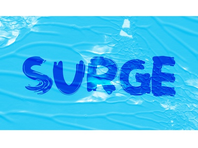 Brushed Watercolour 1 1 summer wave surge illustration wallpaper photoshop design blue