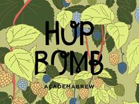 Hop-Bomb beer