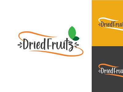 Driedfruitz 02 02 ui branding website web minimal logo icon