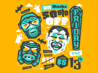 Muskeg X Kendrick Kidd — Mask Sale