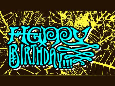 Happy Birthday!!! (Melissa)
