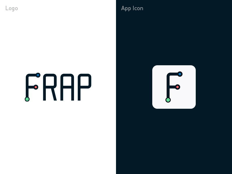 FRAP logo - exploration 1