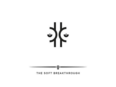 THE SOFT BREAKTHROUGH erotic mirbachdesign brest logo design hamburg marken design hamburg brand design hamburg
