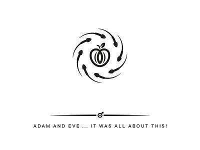 ADAM AND EVE ... mirbachdesign apple logo design hamburg marken design hamburg brand design hamburg