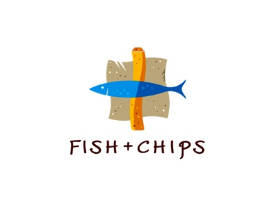 Fish chips optimized version by type and signs hamburg for Devins fish and chips