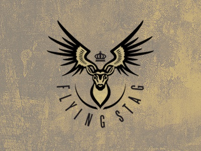 Flying Stag
