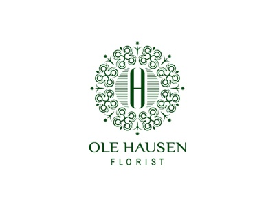 Ole Hausen - florist flower florist tree plant green handcraft growing landscape tas love monochrome