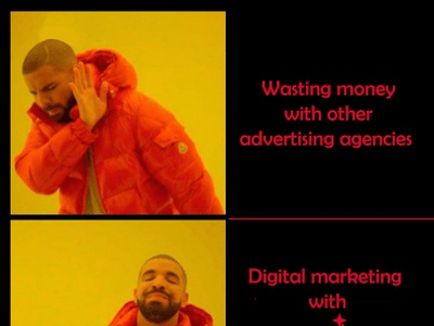 Digital Marketing - Magica Labs social media design ui ux branding graphic design design