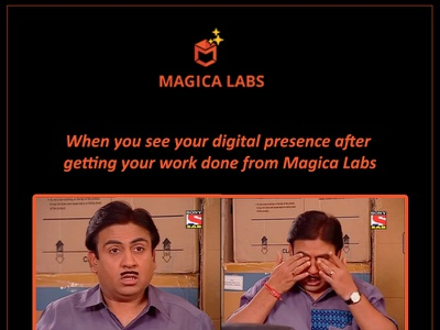 Digital Marketing Services - Magica Labs app development app ux branding ui design graphic design digital marketing services digital marketing