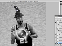 Tim Duncan Is A Wizard