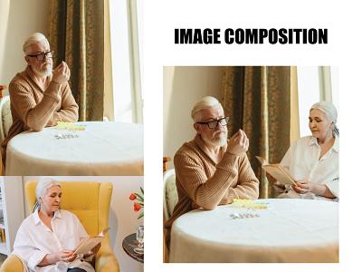 Image Compositing photoshop