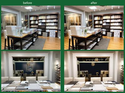 Real Estate Editing editing retouching real estate illustrator photoshop