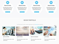 Revenant - A business Wordpress Theme