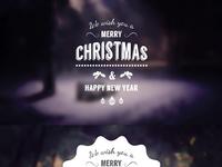 Christmas Insignia / Badges Set