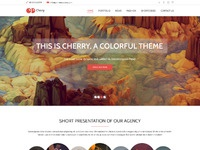01 cherry home page
