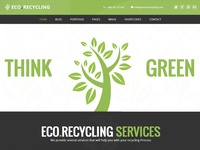 Ecorecycling Wordpress Theme
