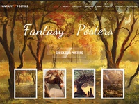 Fantasy Posters Wordpress Theme