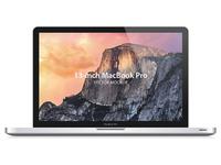 Simple Macbook pro vector mockup laptop mac vector mockup