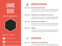 01 red white resume featured