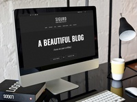 Sigurd Wordpress Blog Theme For Writers