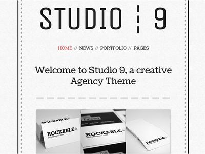 Creative WordPress Professional Template designs,