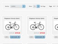 Online Bike Shop