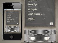 A Simple Little Coffee App