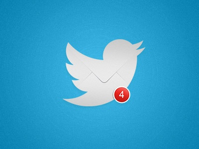 Twitter Updated ui social mail ipad iphone apple twitter app messages notification