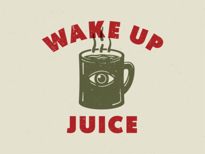Wake Up Juice