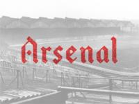 Blackletter Arsenal